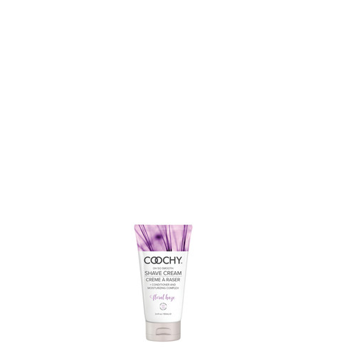 Buy the Coochy Floral Haze Oh So Smooth Shave Cream 3.4 oz - Classic Brands