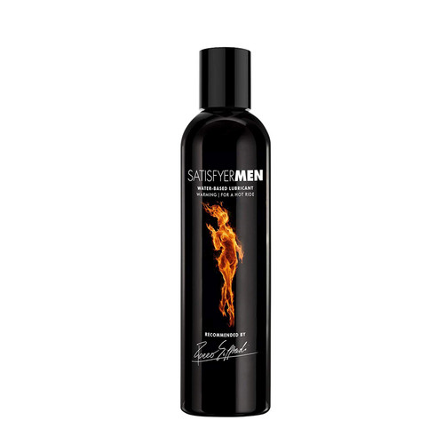 Buy the Satisfyer Men Warming Water-based Lubricant 16 oz for the Adjustable Male Masturbator