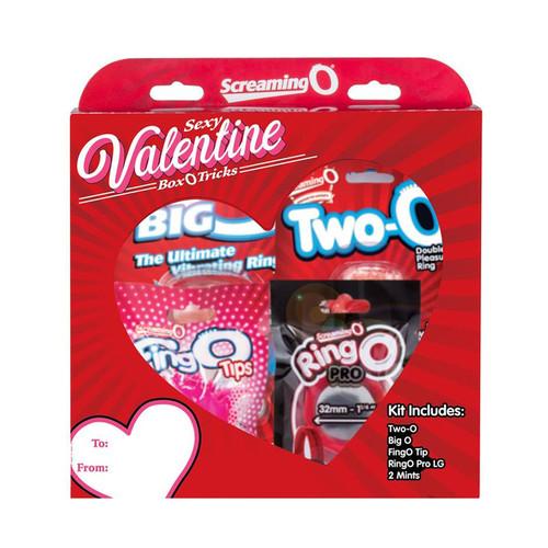 Buy the Sexy Valentine 2019 Box O Tricks - Screaming O