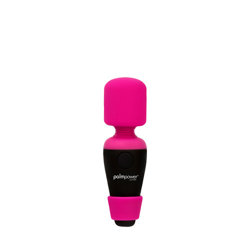 Buy the PalmPower Pocket 7-function Rechargeable Mini Wand Massager - BMS Factory