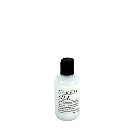 Buy the Naked Silk Silicone/Water-based Hybrid Personal Lubricant 3.3 oz