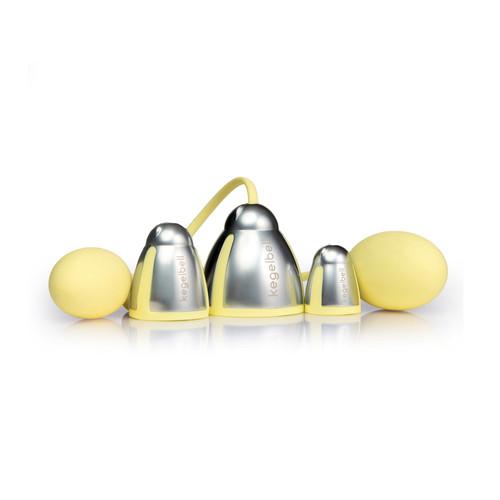 Buy the KegelBell Weighted Pelvic Floor Muscle & Kegel Training System - Squee LLC
