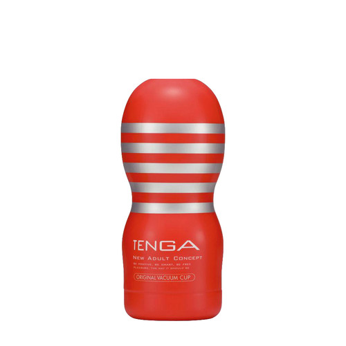 Buy the Original Vacuum Cup Onacup Stroker Male Masturbator - Tenga Global