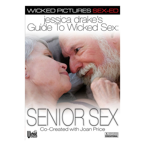 Buy the Jessica Drake's Guide To Wicked Sex: Senior Sex Instructional DVD - Wicked Pictures Sex-Ed Educational Series