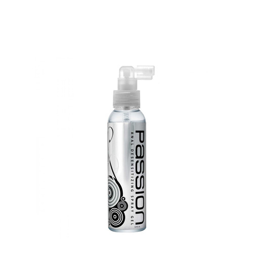 Buy thePassion Lubricants Extra Strength 3.5% Lidocaine Water-based Anal Desensitizing Spray Gel in 4.4 oz - XR Brands