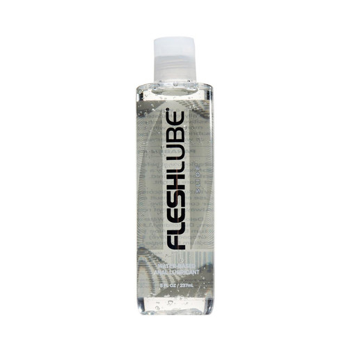 Buy the FleshLube Slide Water-based Gel Anal Lubricant butt sex thick Paraben-free USA made in 8 oz or 237 ml - Interactive Life Forms FleshLight