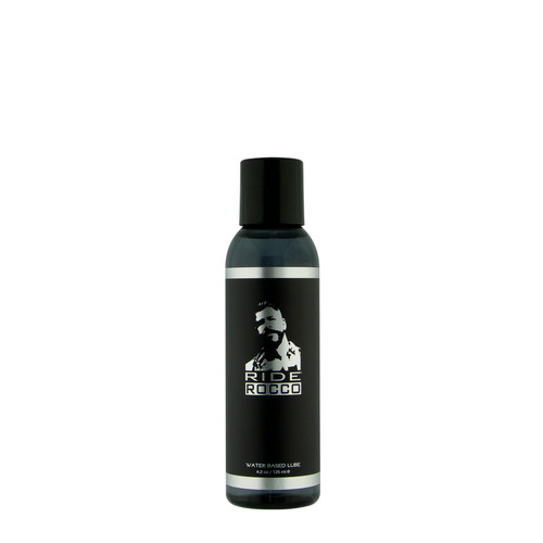 Buy the Ride Rocco Steele Botanically Infused Water-based Gel Lubricant in 4.2 oz -  Sliquid BodyWorx