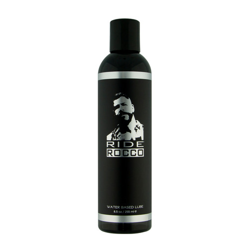 Buy the Ride Rocco Steele Botanically Infused Water-based Gel Lubricant in 8.5 oz -  Sliquid BodyWorx