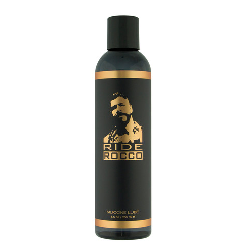 Buy the Ride Rocco Steele highly-concentrated premium Silicone-based Lubricant in 8.5 oz -  Sliquid BodyWorx