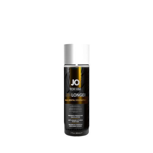 Buy the Prolonger Male Genital Desensitizing Spray with Lidocaine in 2 oz - System JO