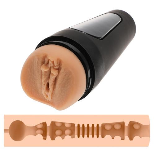 Buy the Main Squeeze Porn Legend Jenna Jameson's Vagina Variable Pressure UltraSkyn Realistic Pussy Stroker Male Masturbator - Doc Johnson