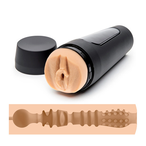 Buy the Main Squeeze MILF Porn Superstar Cory Chase's Vagina Variable Pressure UltraSkyn Realistic Pussy Stroker Male Masturbator - Doc Johnson