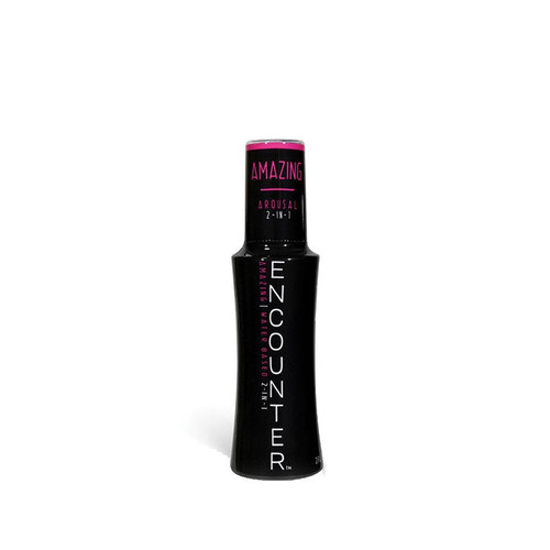 Buy the Encounter Amazing Clitoral & G-Spot Female Water-based  Personal Lubricant in 2 oz Glycerin Aloe Free - B Cumming Company