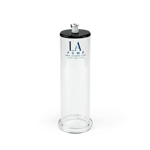 Buy the Premium Penis Enlargement Cylinder with AirLock Release Valve - LAPD LA Pump Distributing