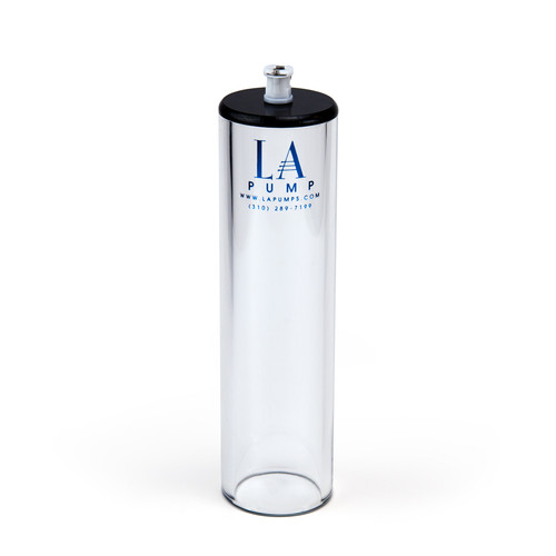 Buy the Premium Thick Walled Penis Enlargement Cylinder with AirLock Release Valve Erectile Dysfunction ED - LAPD LA Pump Distributing