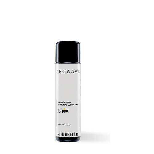 Buy the Arcwave Water-Based Lubricant by pjur in 100mL or 3.4 oz - WoW Tech Epi24 Womanizer