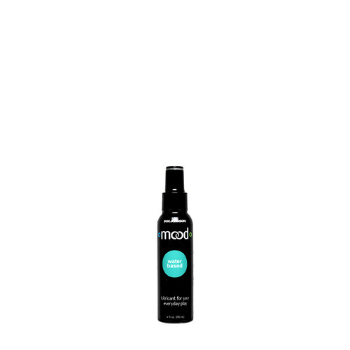 Buy the Mood Lube Water-Based Personal Lubricant in a 4 oz Pump Spray Bottle - Doc Johnson Made in America