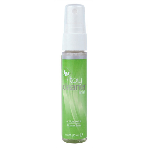 Buy the Antibacterial Toy Cleaner Alcohol-free Mist Spray 1 oz - ID Lubricants Lube