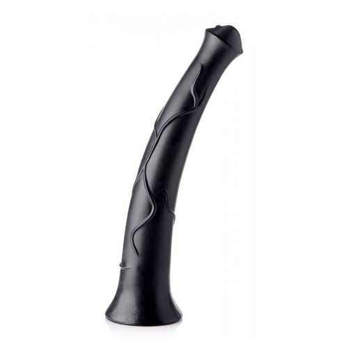 Buy the Pony Boy 17 inch Realistic Equine Horse Inspired Dildo with Suction Cup in Black - XR Brands Master Cock