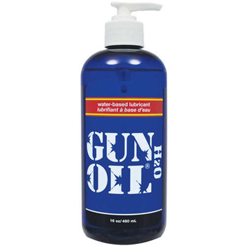 Gun Oil H2O Water-based Lubricant 16 oz