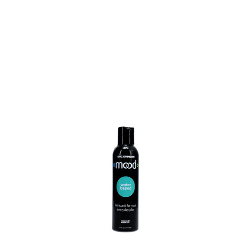 Buy the Mood Lube Water-Based Personal Lubricant in 6 oz Bottle - Doc Johnson Made in America