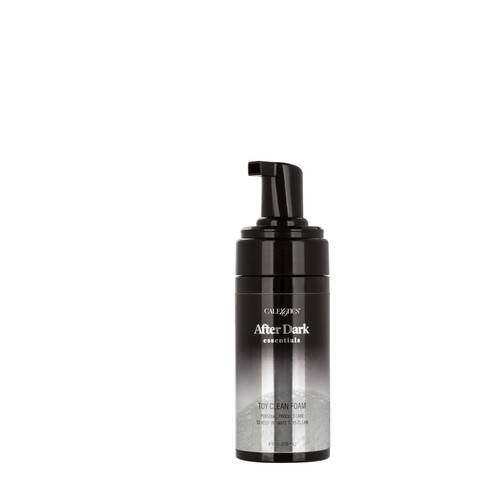 Buy the After Dark Essentials Foam Toy Clean Foaming Intimate Cleanser in a 120ml or 4 oz pump bottle - CalExotics Cal Exotics California Exotic Novelties