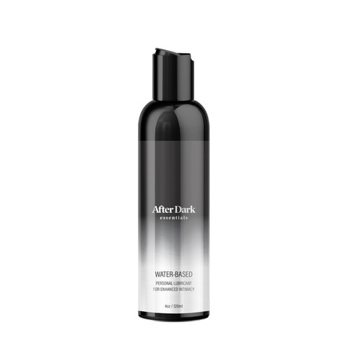 Buy the After Dark Essentials Water-based Personal Lubricant in a 120ml or 4 oz bottle - CalExotics Cal Exotics California Exotic Novelties