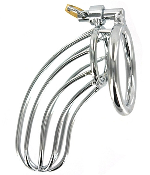 Master Series The Bird Cage Male Chastity Device