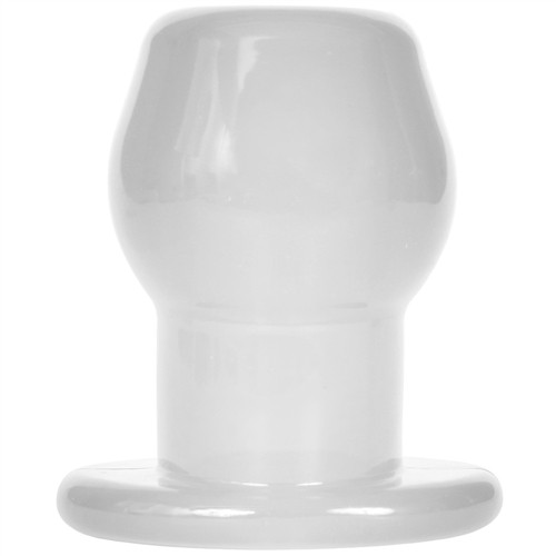 Buy the Tunnel Anal Plug Large in Clear - Perfect Fit Brand