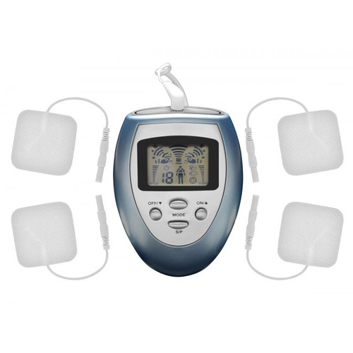 Zeus 6-Mode Palm Powerbox Electrosex Estim Unit