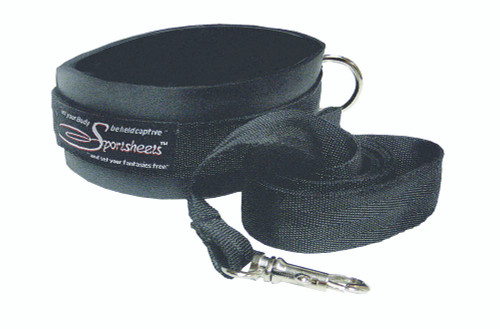 Sportsheets Leash and Collar Set