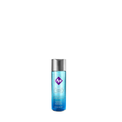Buy the ID Glide Natural Feel Water-based Personal Lubricant in 2.2 oz bottle - ID Lubricants