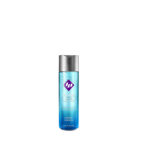 Buy the ID Glide Natural Feel Water-based Personal Lubricant in 4.4 oz bottle - ID Lubricants