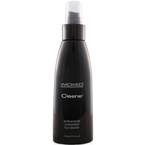 Buy the Cleene Antibacterial Toy Cleaner in 4 oz - Wicked Sensual Care