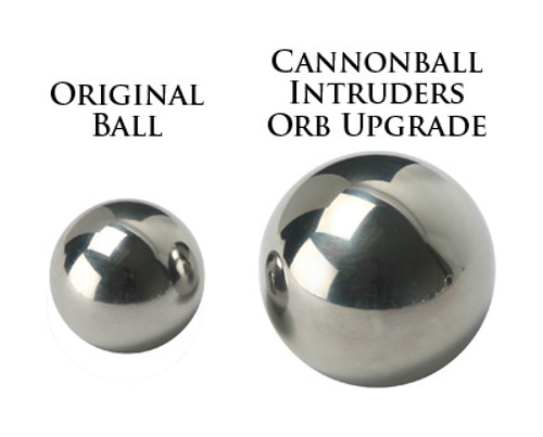 Master Series Cannonball for Cock Lock Intruder