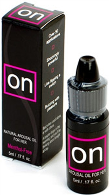 Sensuva ON Arousal Oil For Her 5mL