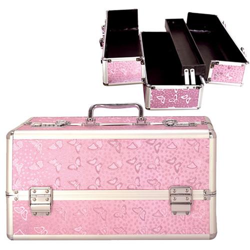 Large Lockable Vibe Case Pink