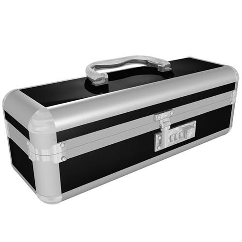 Small Lockable Vibe Case Black