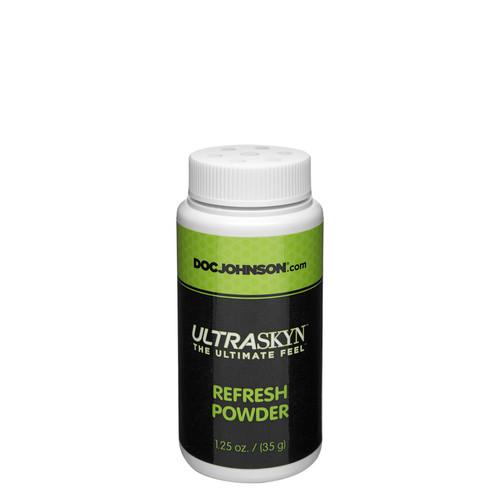 Buy UltraSkyn Masturbator Refresh Powder 1.25 oz - Doc Johnson