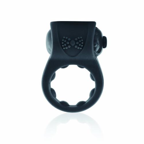 Screaming O PrimO Tux Love Ring Black