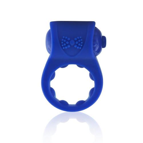 Screaming O PrimO Tux Love Ring Blue