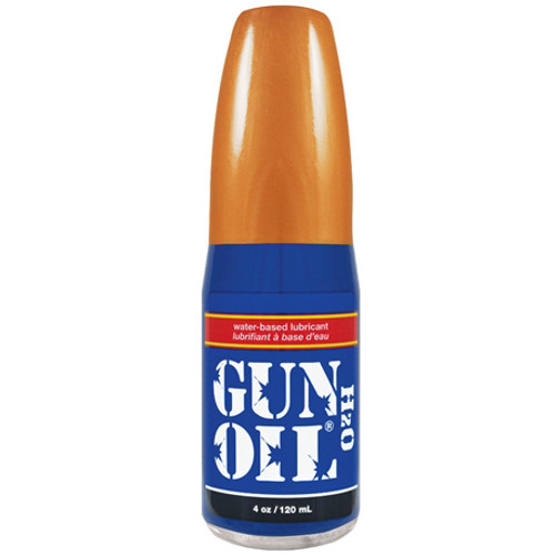 Gun Oil H2O Water-based Lubricant 4 oz