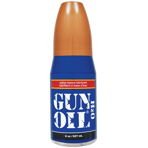 Gun Oil H2O Water-based Lubricant 8 oz