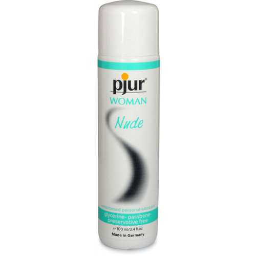 Pjur Woman Nude Water-based Personal Lubricant 3.4 oz