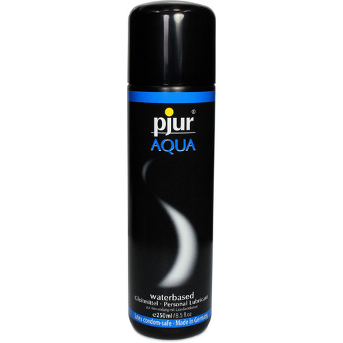 Buy the Pjur AQUA Water-based Personal Lubricant in 8.5 oz - Made in Germany