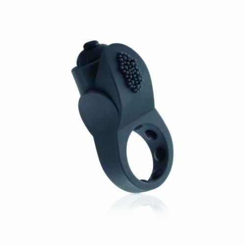 Screaming O PrimO Apex Vibrating Love Ring Black