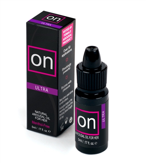 Sensuva ON Ultra Arousal Oil For Her 5mL
