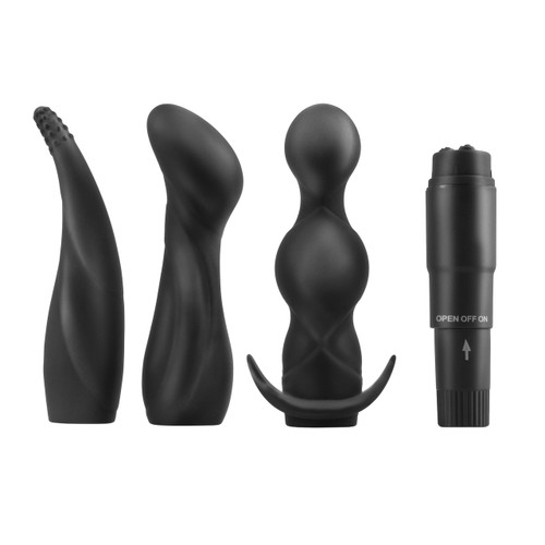 Anal Fantasy Collection Anal Adventure Kit Black