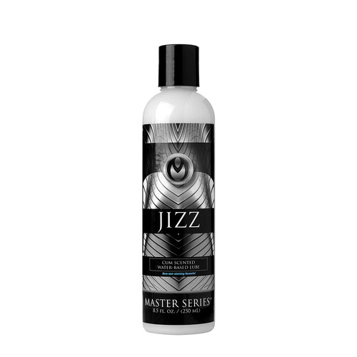 Buy the semen Jizz Cum Scented Water-Based Lube in 8.5 oz - XR Brands Master Series