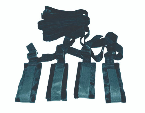 Sportsheets Sex & Mischief Bed Bondage Restraint Kit